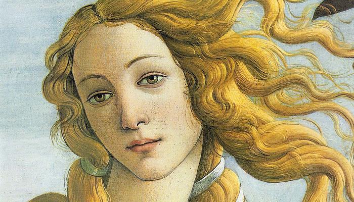 500-летняя история женского портрета.