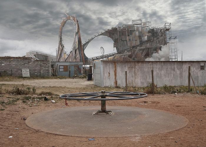 Завораживающие городские пейзажи от Джастина Планкета (Justin Plunkett).