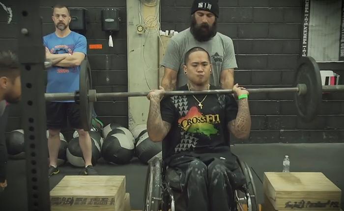 Игры среди тех, кого называют инвалидами. Эти спортсмены достойны уважения.