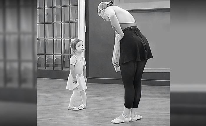 Первые трудности балета. Такие непростые уроки хореографии.
