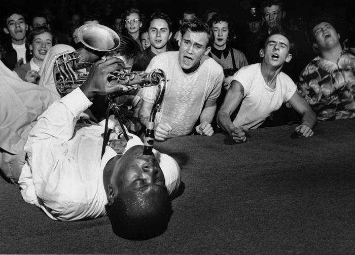 Биг Джей МакНили. Лос-Анджелес, 1953. Оригинал.