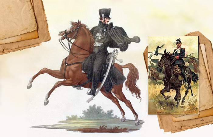 «Черные егеря» Пруссии.