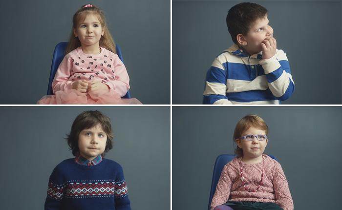 Дети рассказывают о местах, где им бы хотелось побывать.