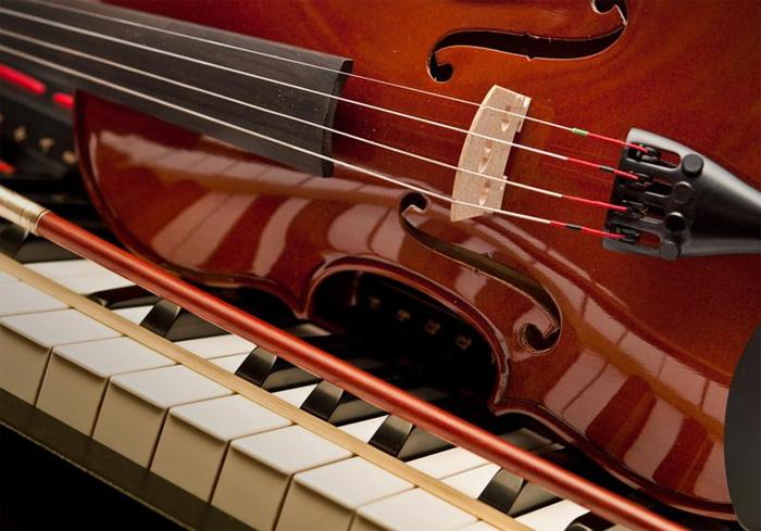 Русская классическая музыка - кладезь талантов.
