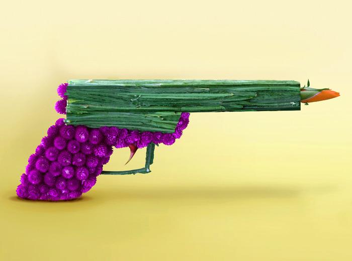 Мирное оружие Дэна Крету.