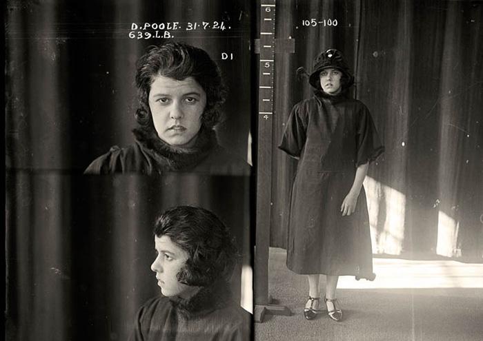 Воровка Дорис Уинифред Пул (Doris Winifred Poole)