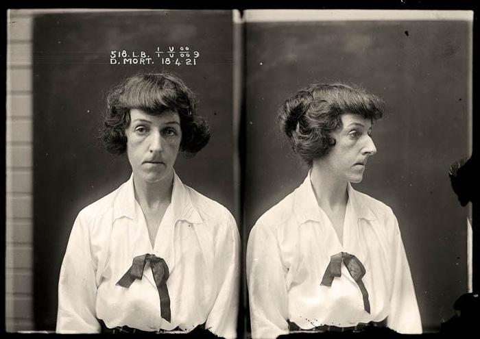 Убийца Дороти Морт (Dorothy Mort)