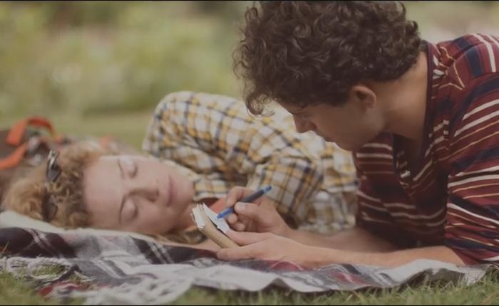 Романтичный рекламный ролик, трогающий всех, кто влюблен.