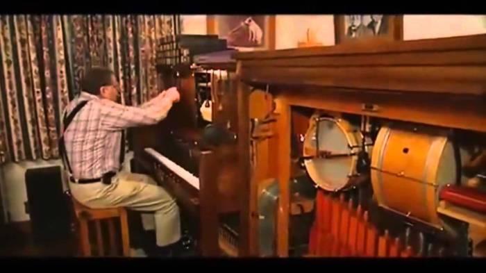 Как записывалась музыка к мультфильмам Диснея.
