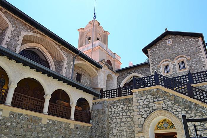 Монастырь Киккос - дом знаменитой иконы