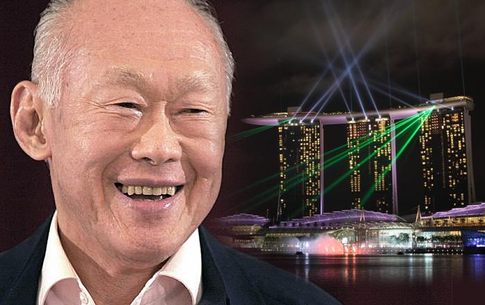 Ли Куан Ю - первый премьер-министр Республики Сингапур