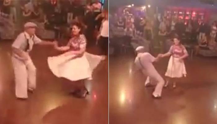 Неутомимые танцоры, смотреть на которых одно удовольствие.