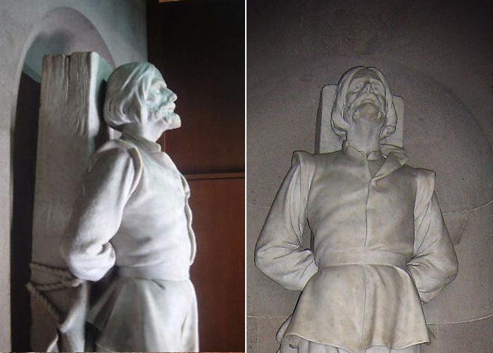 В Мексике Уильяму Лампорту (Хулио Ломбардо) установлен памятник как борцу за независимость