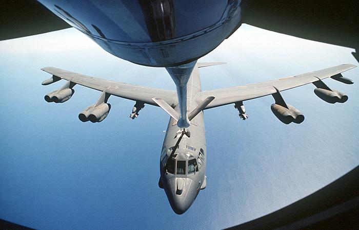 Бомбардировщик B-52G