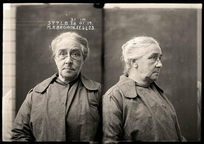 Мария Рубина Браунли (Mary Rubina Brownlee)
