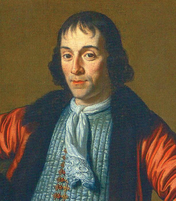 Александр Меншиков – полудержавный властелин. Портрет написан в Голландии в 1698 г.