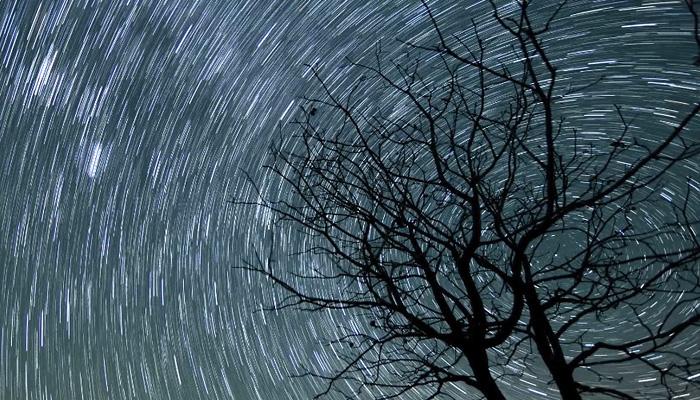Восхитительное видео, для которого потребовалось более 20 тысяч фотографий звездного неба.