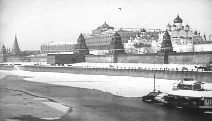 Кинохроника: Москва более века назад.