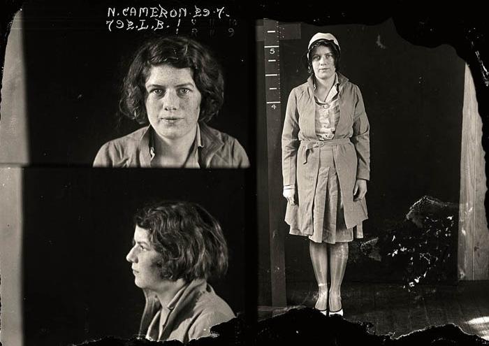Проститутка Нелли Кэмерон (Nellie Cameron)