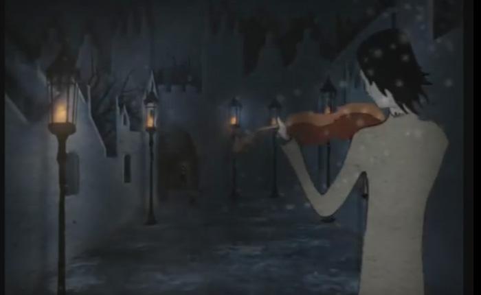 Пронзительный мультфильм о погоне за материальными благами.