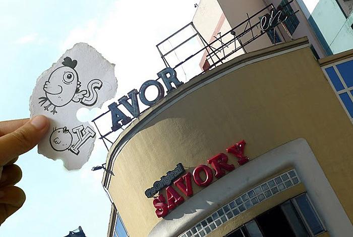 Художники сожалеют о закрытии ресторана SAVORY.