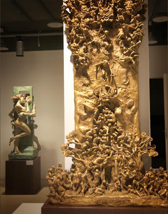 Скульптуры Федерико Северино.