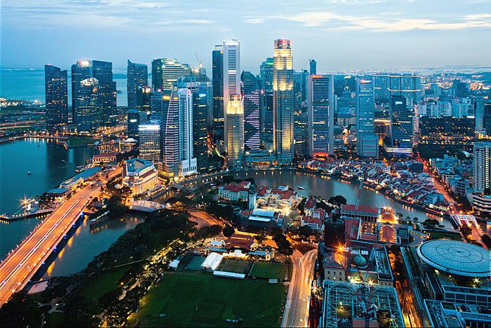 Сингапур - образцовое государство, опережающее время