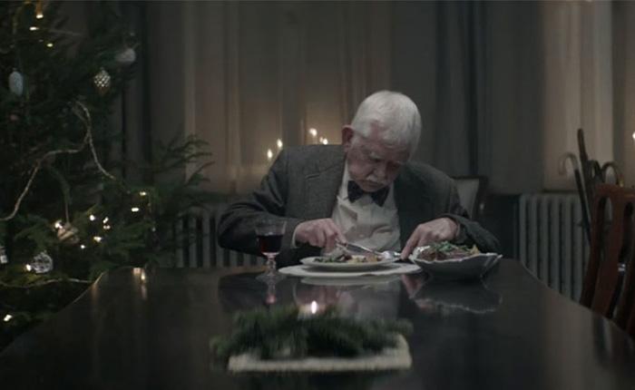 Невероятно трогательный рождественский рекламный ролик.