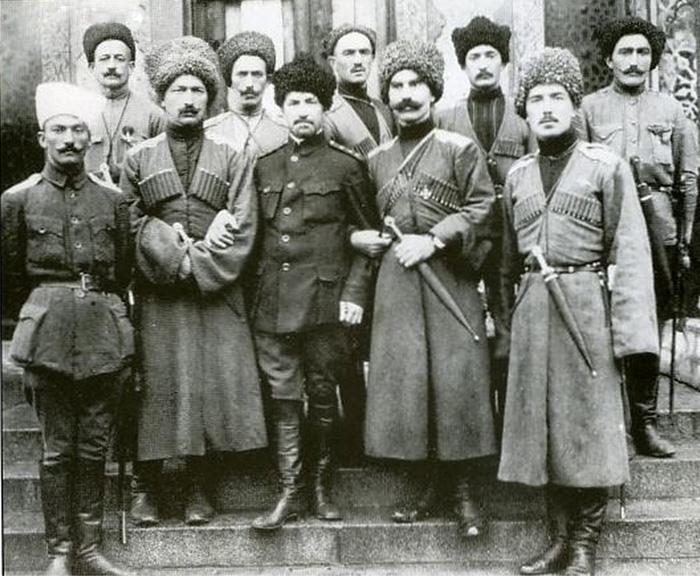 «Дикая  дивизия» не оправдала надежд Корнилова