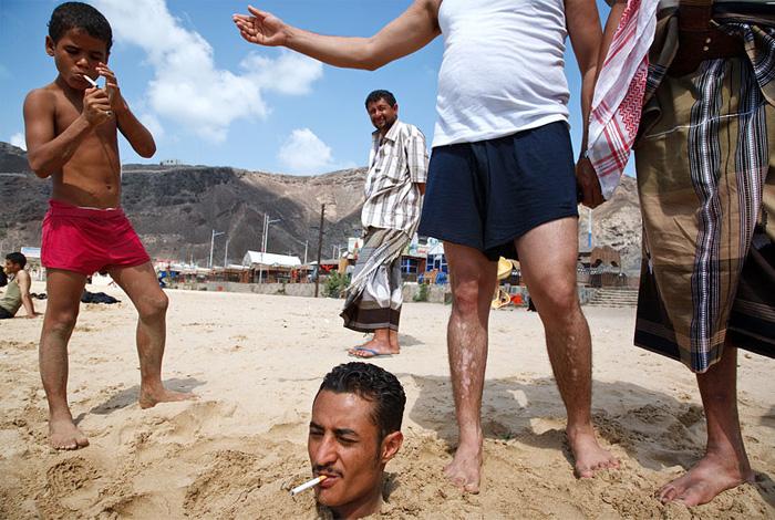 Аден, Йемен. Фото Maciej Dakowicz