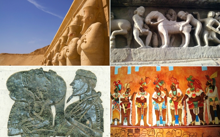 Сексуальные традиции древнего мира, которые могут шокировать.