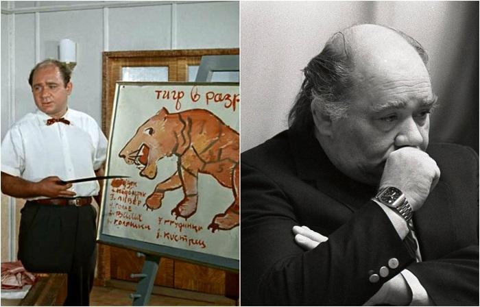 В любимой зрителями комедии знаменитый актер снялся в главной роли Глеба Савельевича Шулейкина, который выдавал себя за дрессировщика.