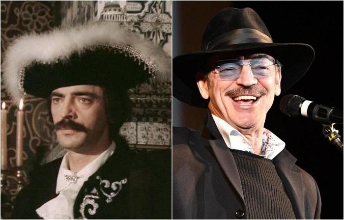 Роль дипломата шевалье де Брильи в историко-костюмированном сериале «Гардемарины, вперед!» стала прекрасным дополнением в копилку работ легендарного актера.