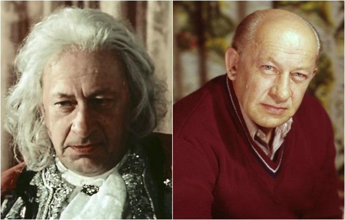 Работа талантливого актера уже была известна режиссерам телесериала, поэтому именно ему досталась одна из главных ролей фильма - вице-канцлера Бестужева.
