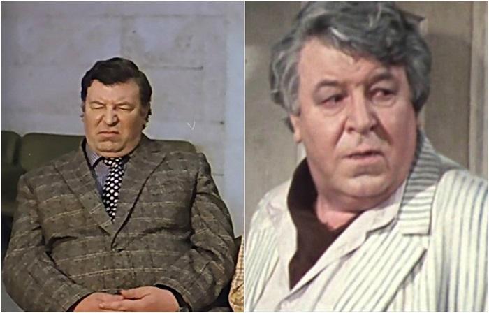 Зрители помнят актера по небольшим ролях в известных фильмах, а в «Чародеи» сыграл Юлия Цезаревича Камнеедова.