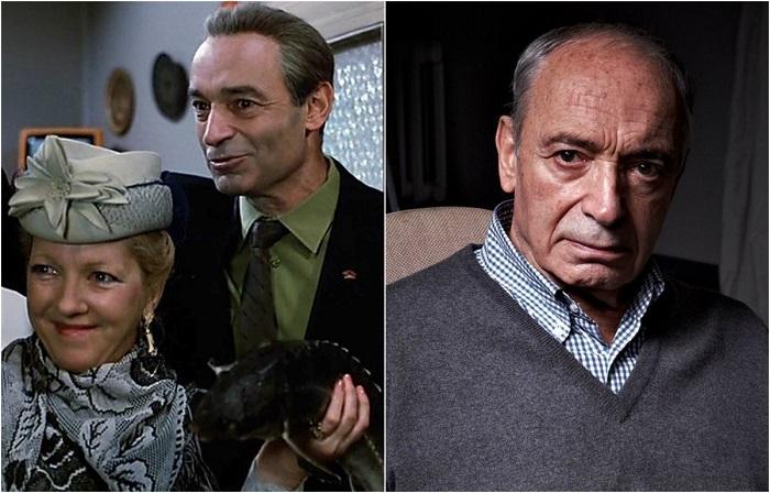 Яркий и талантливый актер исполнил в советском кинофильме роль сотрудника управления Одинокова.