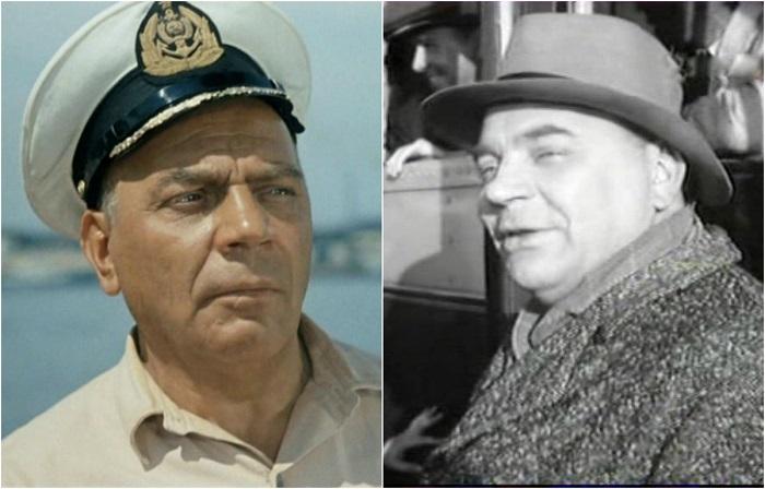 В выдающемся советском актёре каждый зритель узнает капитана Василия Васильевича из знаменитой советской кинокартины про тигров.