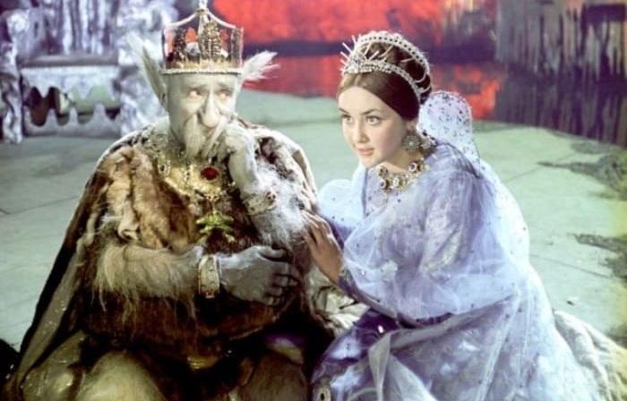 Фильм-сказка «Варвара-краса, длинная коса».