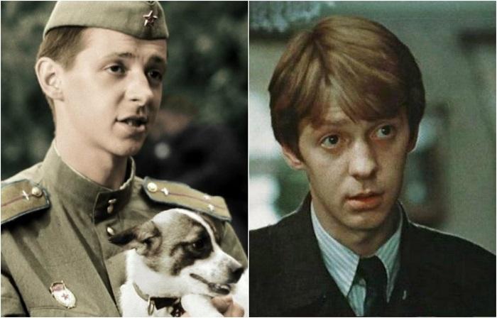 Талантливый актер навсегда запомнился зрителям ролью лейтенанта Александрова, он же «Кузнечик», в картине «В бой идут одни старики».