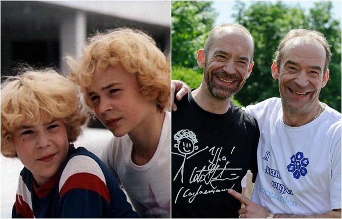Зрительская любовь свалилась на юных мальчишек после выхода на экраны кинокартины «Приключения Электроника».