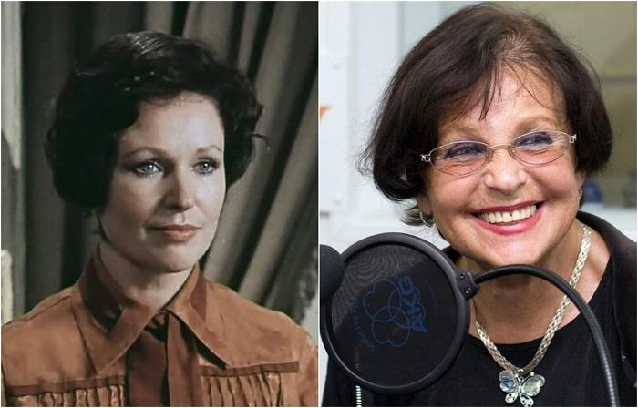 Звезда театра и кино, народная артистка, одна из самых ярких и востребованных актрис советского кинематографа.