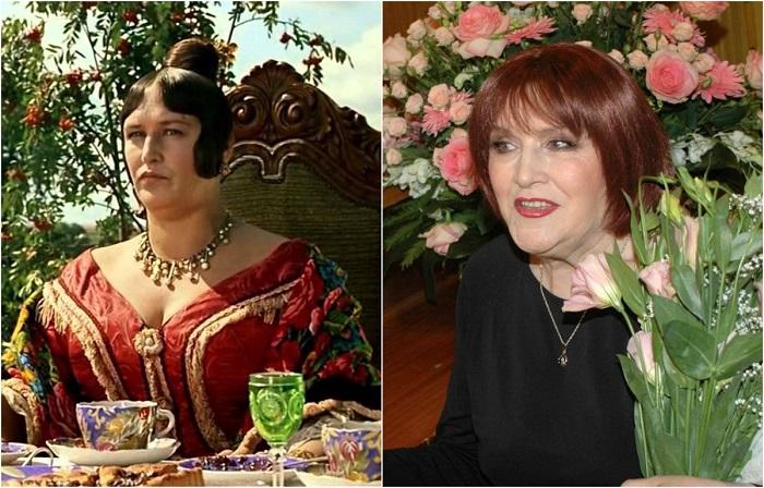 Великая актриса была любимицей миллионов зрителей, в своих персонажах она воплощала дух простой русской женщины.