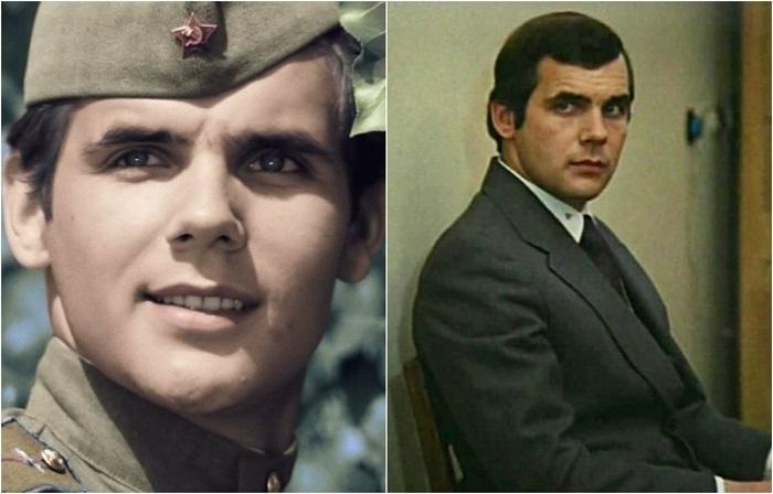 Известность пришла к артисту после роли Виктора Щедронова по прозвищу «Смуглянка» в кинофильме «В бой идут одни старики».