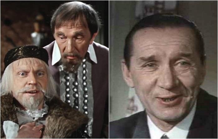 В основном актер играл роли второго плана в комедиях или военных фильмах, сыгранные им герои были простыми деревенскими мужиками, разбойниками или солдатами.