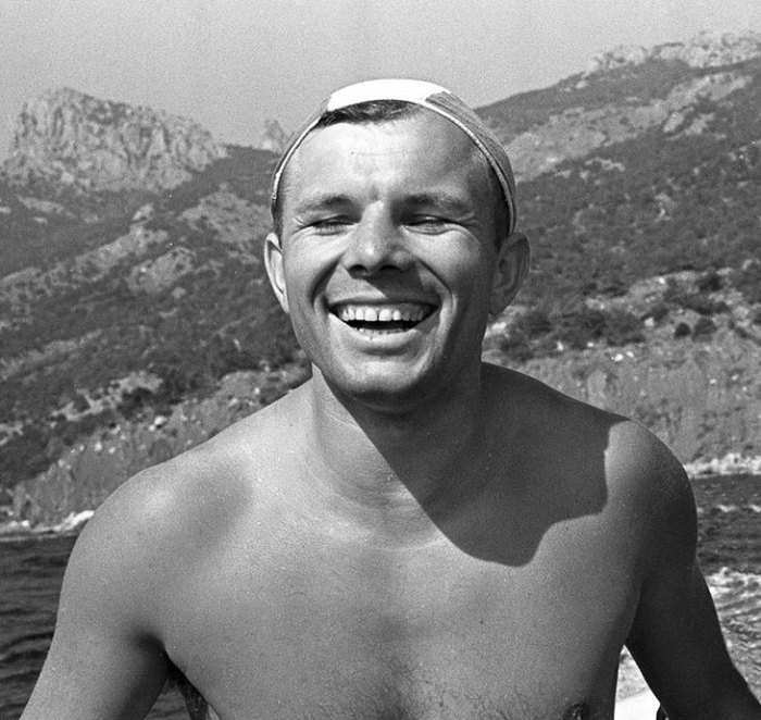Светлый, радостный и весёлый человек. | Фото: liveinternet.ru.
