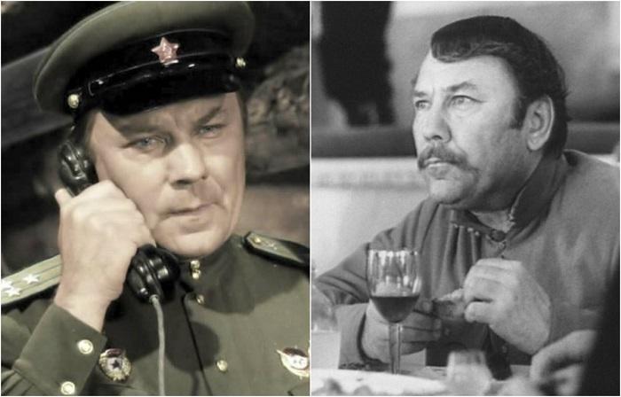 За свою творческую деятельность актер принял участие в около 40 фильмах, среди них была кинолента «В бой идут одни старики».