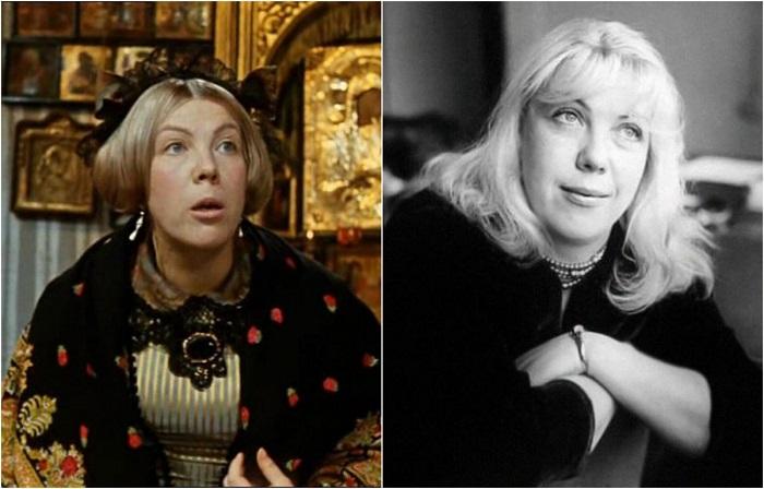 Красивая талантливая актриса и королева комедии была звездочкой советского кинематографа, к тому же невероятно одаренным человеком.