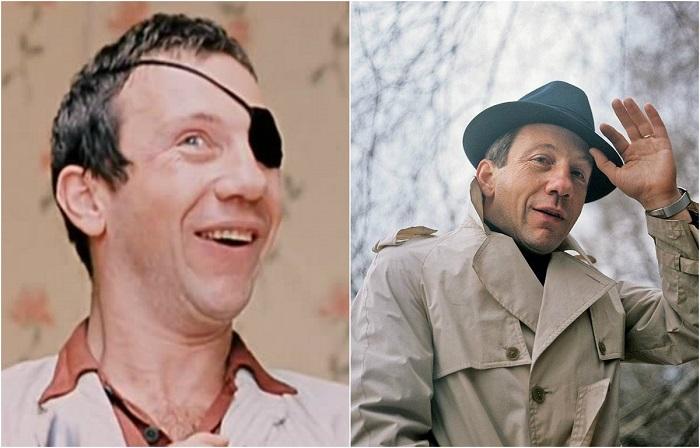 Культовый комедийныц актер был и остаётся любимцем широкой публики, его экранные герои заставляли смеяться зрителей до слез.