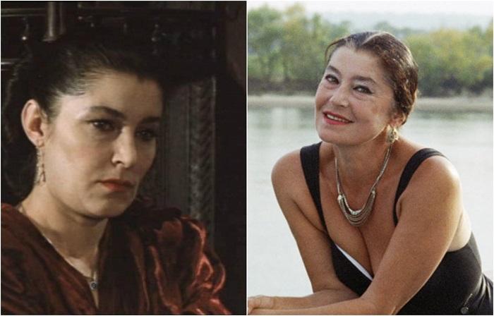 Прославилась актриса в первую очередь своей театральной деятельностью, а вот самые запоминающиеся фильмы с ее участием вышли на экраны в 70-80-х годах прошлого века.