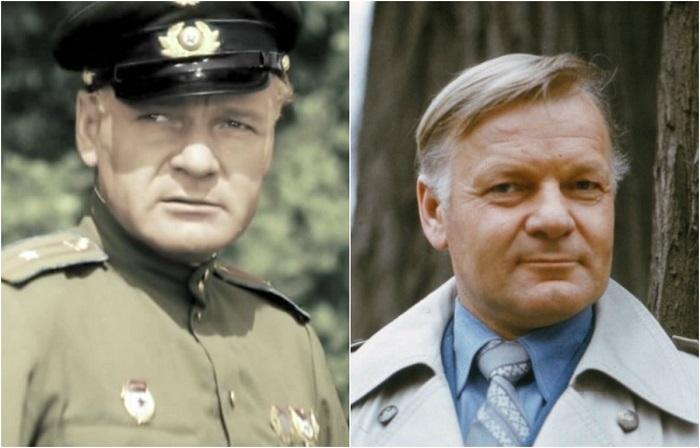 Актером сыграно на экране около семидесяти ролей - в большинстве фильмов он играет образы воинов, патриотов, защитников родины.